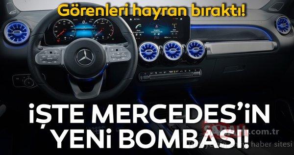 2020 Mercedes-Benz GLB resmen tanıtıldı! Yeni Mercedes-Benz GLB neler sunuyor? Özellikleri nedir?