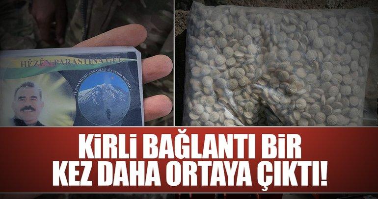 Afrin'de YPG-PKK bağlantısı bir kez daha ortaya çıktı