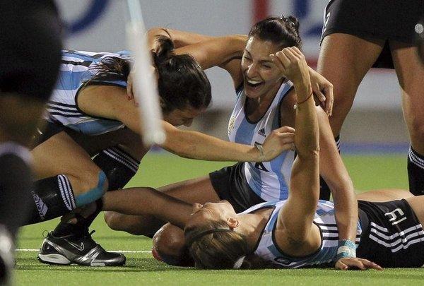 Luciana Aymar Messi'yi geride bıraktı