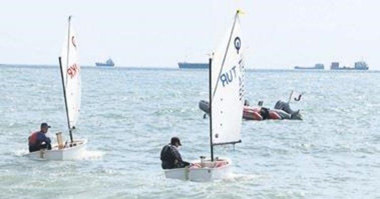 Yelken yarışları Hatay'da yapılacak