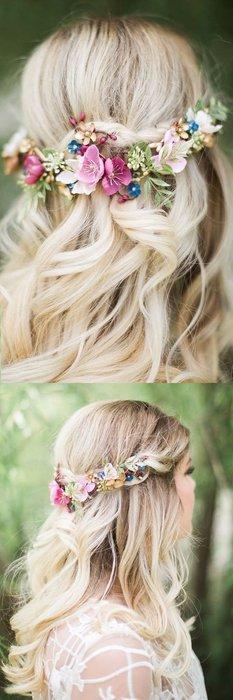 Gelinlerin saçı çiçek açacak!
