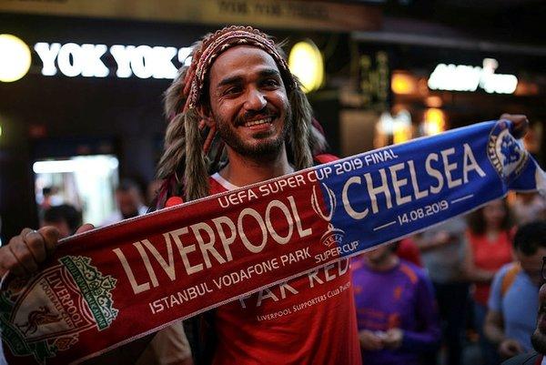 İstanbul'da tarihi maç: Liverpool - Chelsea