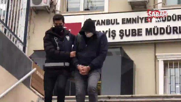 Telefon dolandırıcısı suçüstü yakalandı | Video