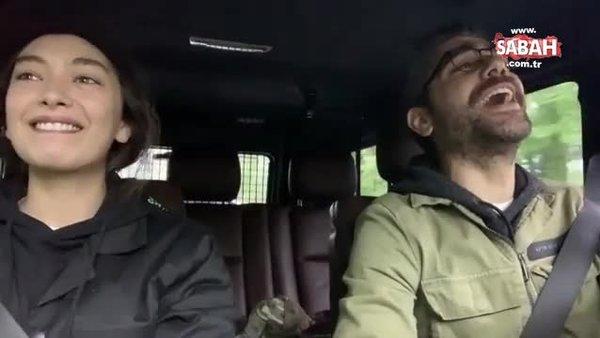 Kadir Doğulu ile Neslihan Atagül'den 'İyi haftalar' paylaşımı | Video
