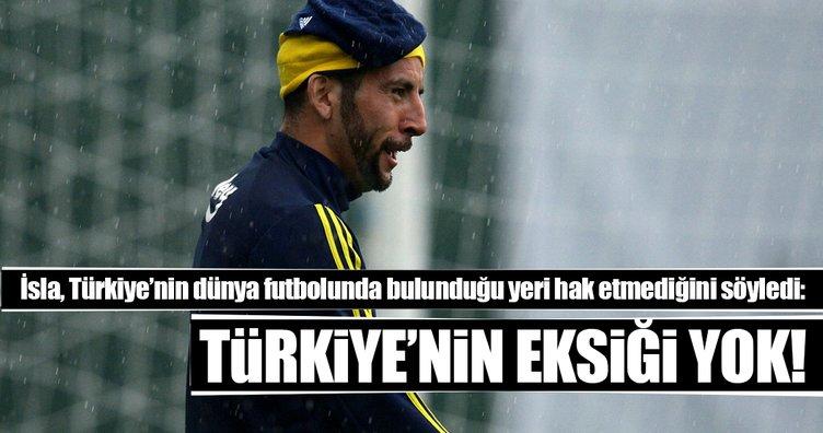 Türkiye'nin eksiği yok!