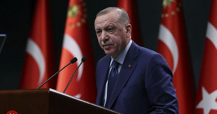 Başkan Erdoğan'dan son dakika açıklaması! Hafta içi sokağa çıkma yasağı saatleri değişti... İşte kısmi kapanmanın detayları!