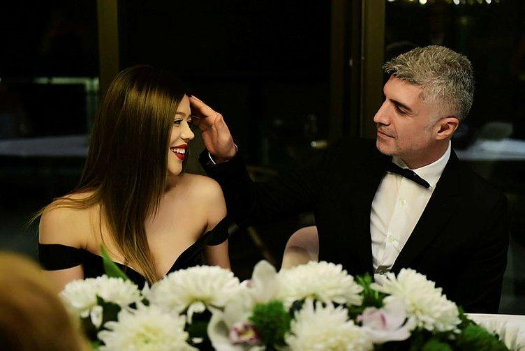Özcan Deniz ve İranlı genç sevgilisi Samar Dadgar ilk kez görüntülendi! Özcan Deniz'in 23 yaş küçük aşkı objektiflerden böyle kaçtı...