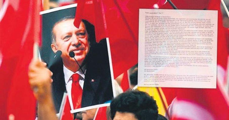 Almanya'daki Türklere Neo-Nazi tehdidi