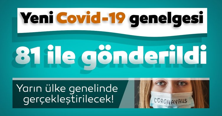 Son dakika haberi: İçişleri'nden Koronavirüs denetimleriyle ilgili 81 ile genelge!