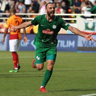 Vedat Muriç'in gönlü Galatasaray'dan yana