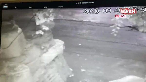 Zeytinburnu'nda iş yerindeki kasadan 350 bin lira çalan hırsızlar kamerada | Video