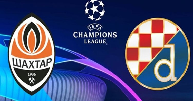Shakhtar Donetsk Dinamo Zagreb maçı hangi kanalda saat kaçta ne zaman?