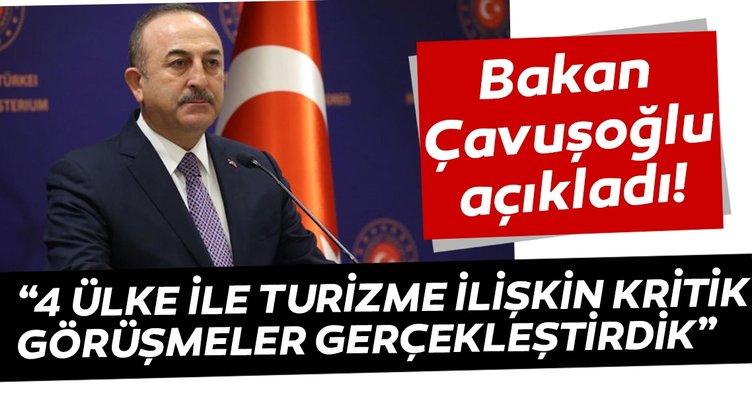 Son Dakika Haberi: Dışişleri Bakanı Mevlüt Çavuşoğlu'ndan flaş açıklamalar
