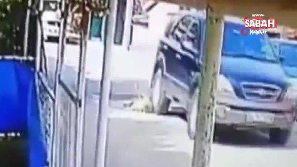 Son dakika haberi... Kocaeli'de dehşet! Göz göre göre cipi ile üzerinden böyle geçti | Video