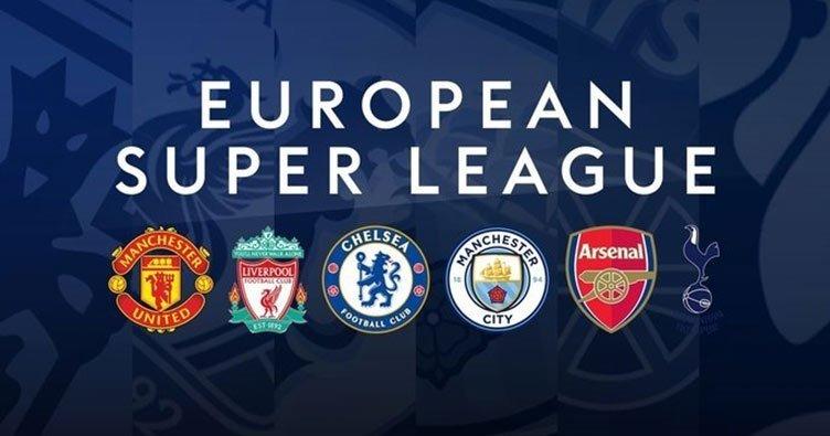 Son dakika: Avrupa Süper Ligi'ni reddeden 8 takım ortaya çıktı! Utanç duyuyorum, hepsini ihraç edin