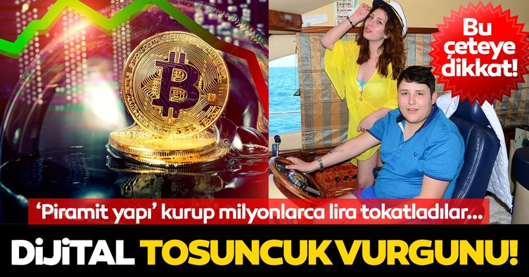 SON DAKİKA: Tosuncuk Mehmet Aydın'ın Çiftlik Bank yöntemiyle Bitcoin vurgunu yaptılar! Türkiye genelinde dev operasyon!