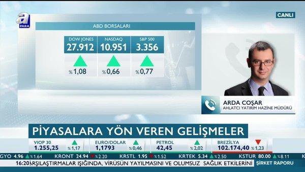 Coşar: Teknoloji endeksi Nasdaq rekor üstüne rekor kırıyor!