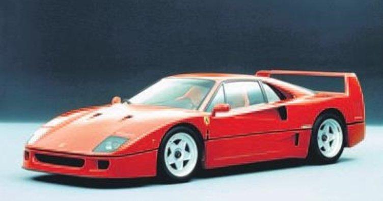 Enzo'nun imzasını taşıyan son Ferrari
