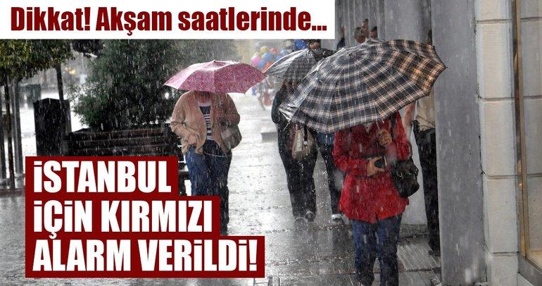 Meteoroloji'den son dakika hava durumu tahmini! - Yoğun kar yağışı uyarısı! İstanbul'a kar ne zaman yağacak?
