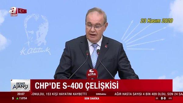 CHP'li Faik Öztrak'tan fıkra gibi S-400 açıklaması: Alınmasını biz savunduk | Video