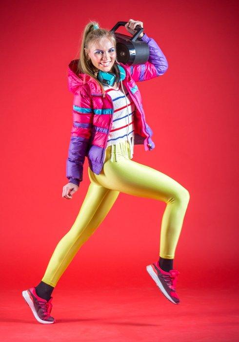 Hiç unutulmayacak 80'ler modası!