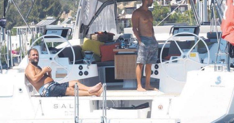 Lüks teknelerden mütevazi yelkenliye