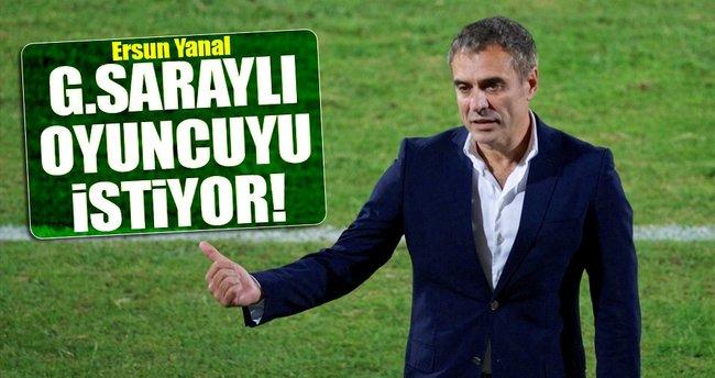Yanal, Chedjou'yu istiyor