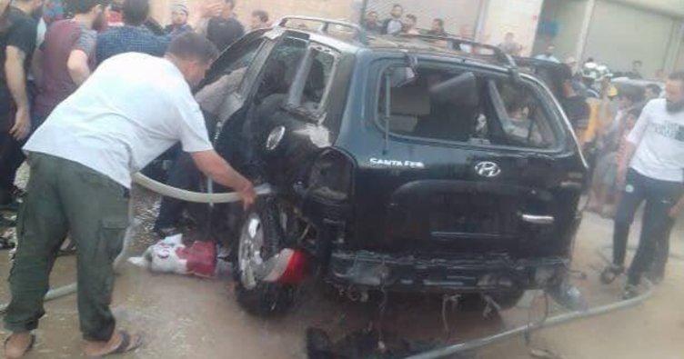 Teröristler yine çocukları hedef aldı: 5 yaralı