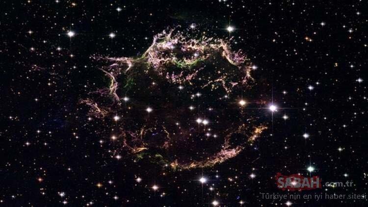 Uzaydaki dev patlamak üzere! Bilim dünyası şaşkınlıkla bekliyor