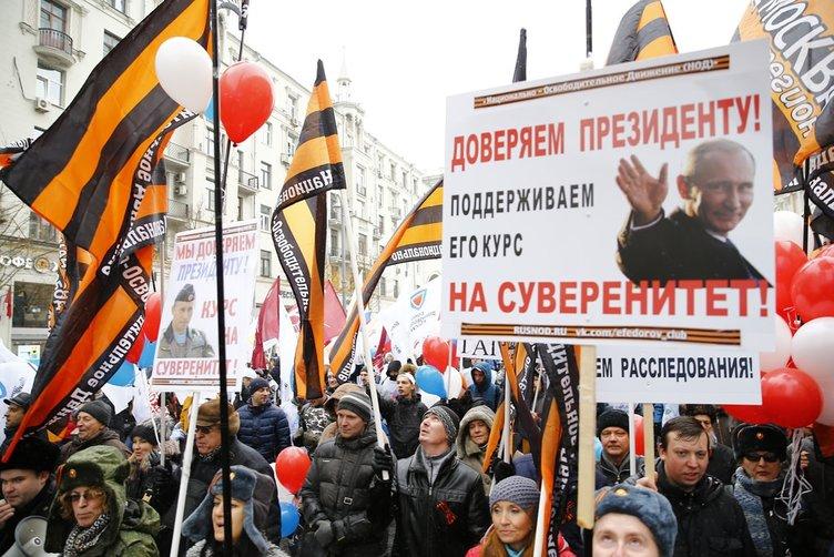 Rusya'da ulusal birlik günü