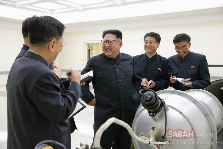 Kuzey Kore ile tüm dünyayı şok eden o haber!