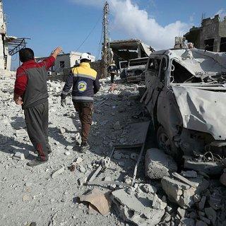 Rusya ve Esed rejiminin İdlib'e hava saldırılarında 11 sivil öldü