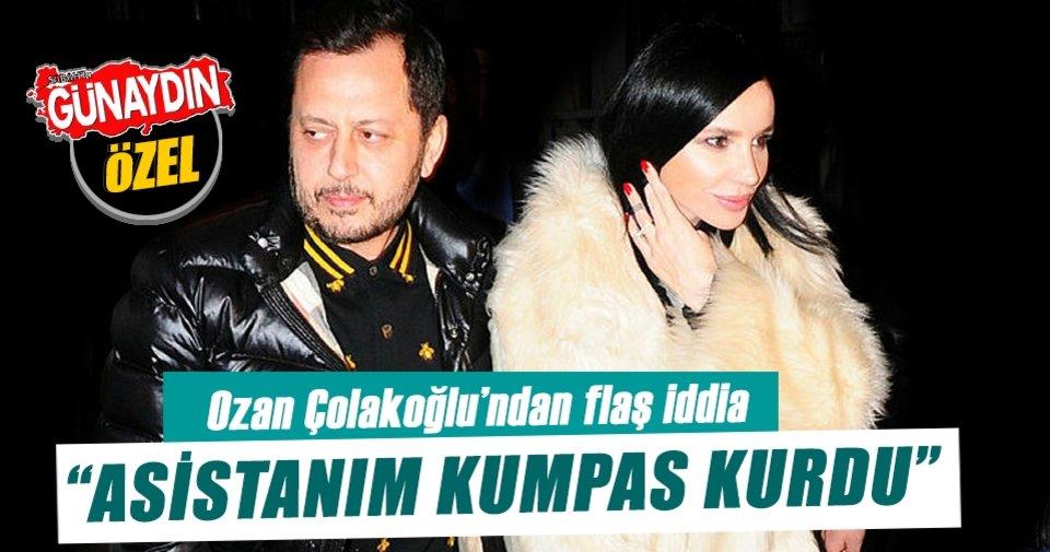 Ozan Çolakoğlu: Asistanım dolandırıcılarla birlikte 19