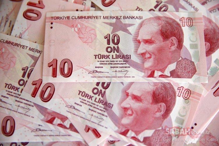 Son dakika haberi: Kredi faiz oranları ne kadar oldu? Ziraat, Halkbank, Vakıfbank, Garanti 2020 kredi faiz oranları...