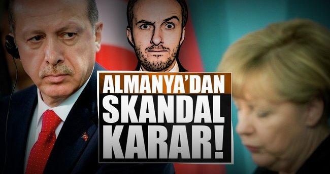 Almanya'dan skandal karar!