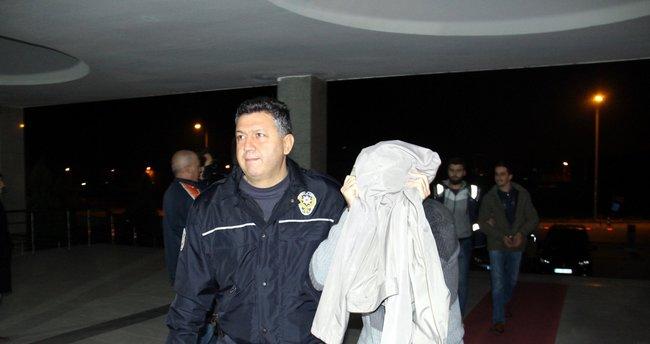 Edirne'de FETÖ/PDY soruşturmasında 6 zanlıdan 2'si tutuklandı