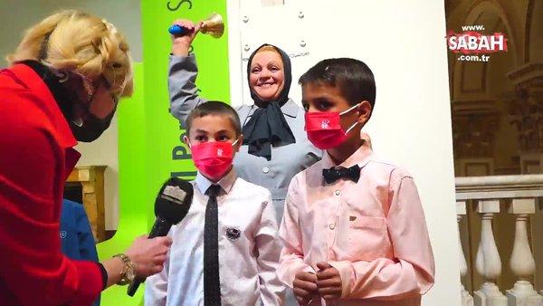 Vali Yerlikaya, 23 Nisan coşkusunu Çocuk Evleri Sitesi'ndeki çocuklarla paylaştı | Video
