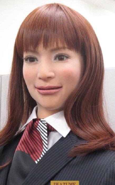 Bu hotelde tüm hizmetleri robotlar yapıyor