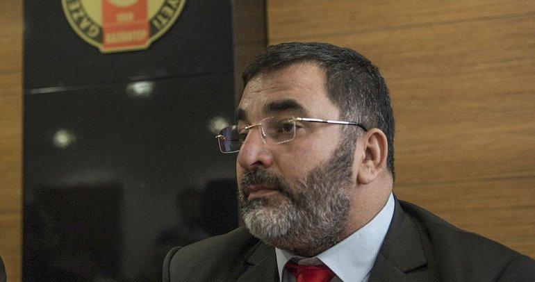 Gaziantepspor, Ergün Penbe ile görüşüyor