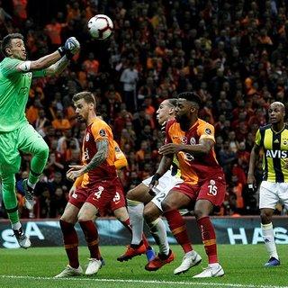 Fenerbahçe - Galatasaray maçının hakemi...