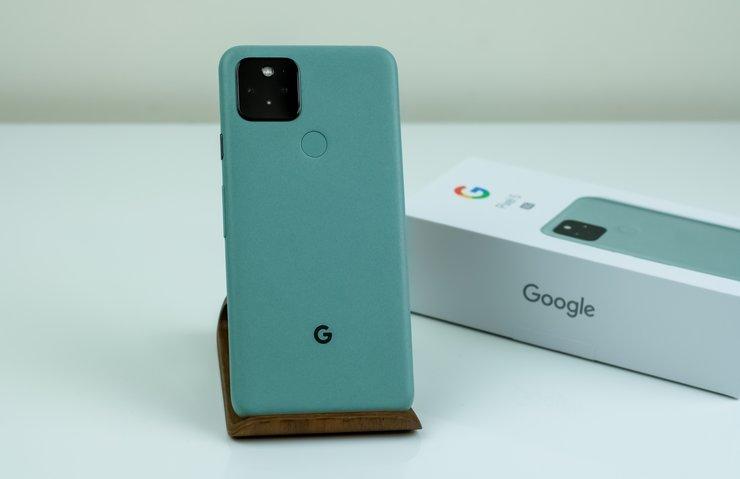 Google Pixel 6'dan ilk detaylar geldi!