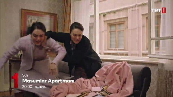 Masumlar Apartmanı 9. son bölümden nefes kesen fragman yayınlandı! | Video