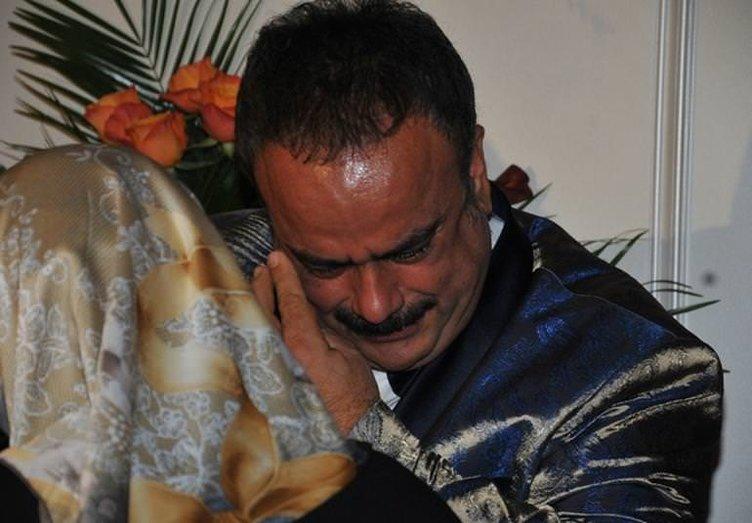 Bülent Serttaş'ın mutlu günü