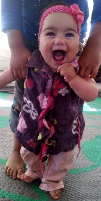 Bunun adı mucize! 'Yaşamaz' denilen Suriyeli Delal bebeği Türk doktorları kurtardı!