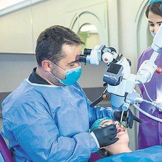 DİŞ HEKİMİ İLKER ERDOĞAN / Zigoma implantı