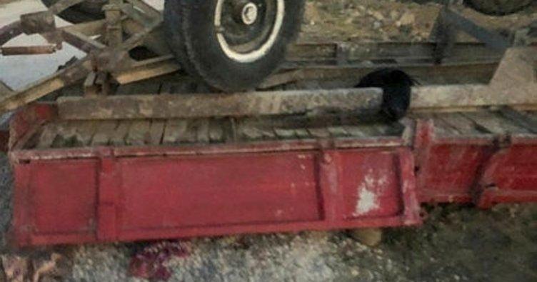 SON DAKİKA HABERİ: Ankara'da piknik dönüşü traktör faciası: 4 ölü, 18 yaralı
