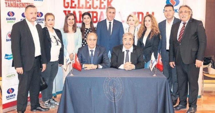 Tekstilde Türkiye'nin bayrağı dalgalanıyor
