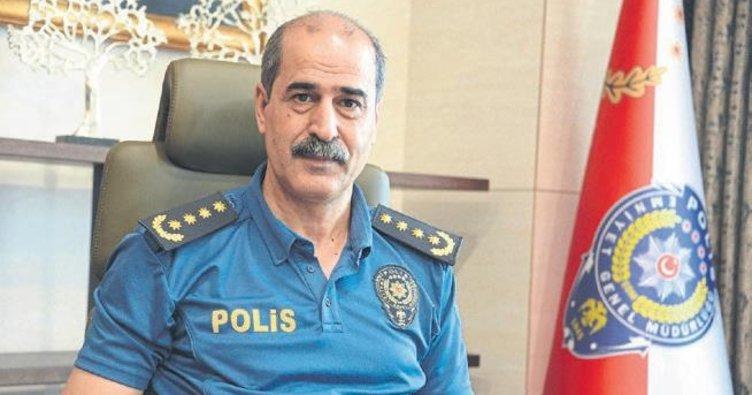 Emniyet Müdürü Cebeloğlu: Trafik teröristlerinin tepesine binecegiz