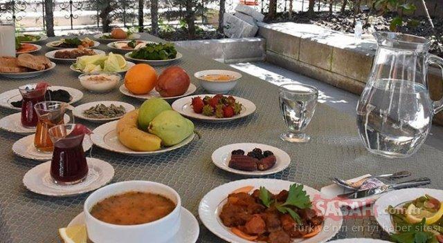 Zonguldak, Bolu imsakiye ile iftar vakti! 2020 Zonguldak ve Bolu'da sahur ve iftar saati kaçta?