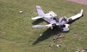 ABD'de küçük uçak düştü: 2 ölü